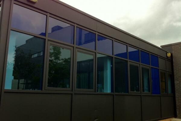 opaque window film