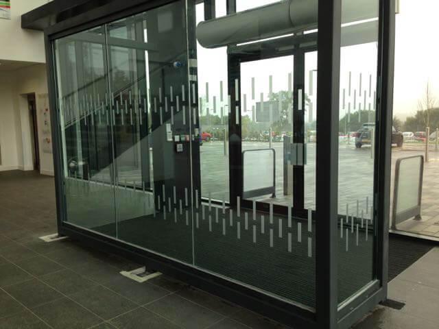 bespoke glass manifestations