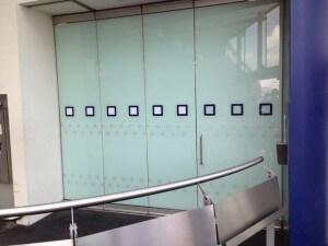 temporary window film