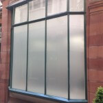 Frosted Privacy Window Film – Liverpool