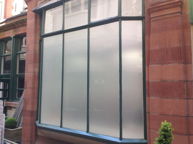 frosted privacy window film leisure liverpool