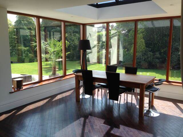 clear solar control window film residential cheshire
