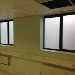 Frosted Privacy Window Film – Warrington