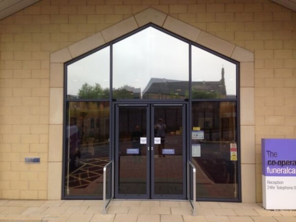 Dual Reflective Solar Control Window Film – Oldham
