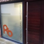 Opaque Privacy Window Film & Graphic Visuals – Liverpool