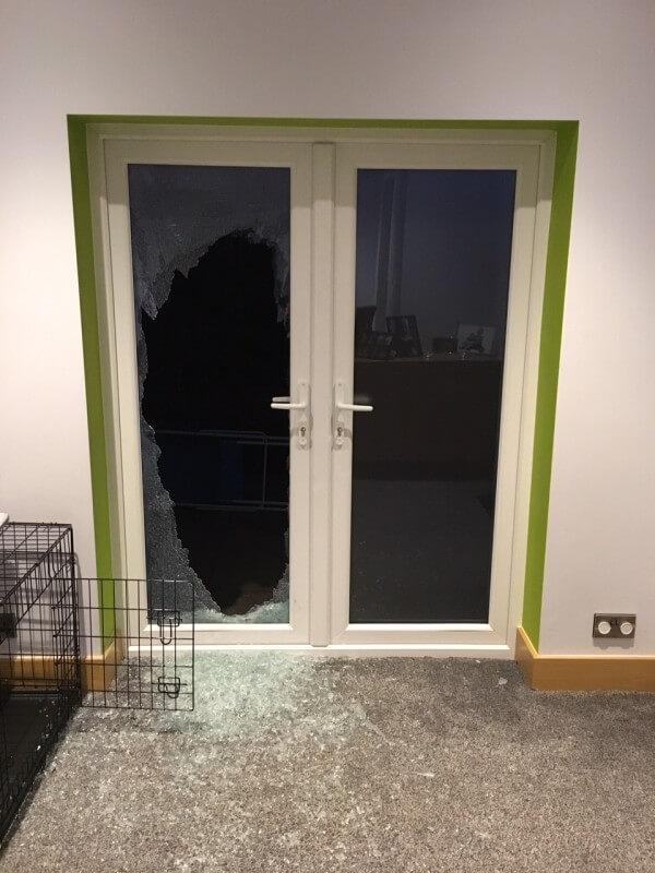 Security Anti-Bandit Window Film – Cheshire