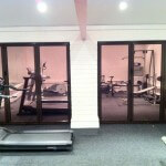 Bronze Reflective Privacy & Solar Control Window Film – Cheshire