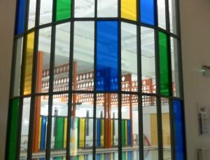 transparent window film