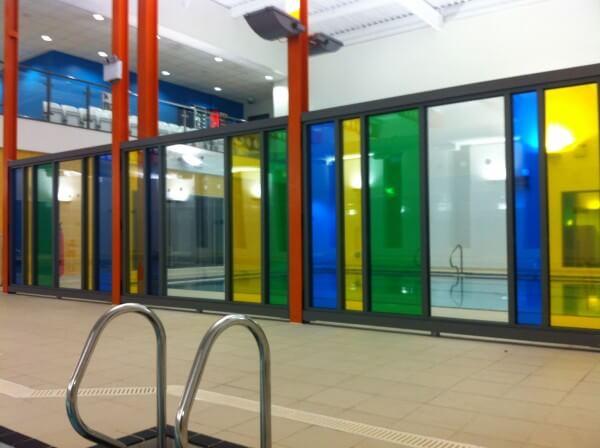 Coloured Film for Glass – Lowestoft