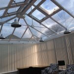 Conservatory Roof Film – Reduce Heat & Glare